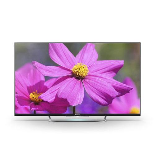 "Sony KDL-50W800 50"" 110-220 Volt Multi System 3-D LED Internet TV"