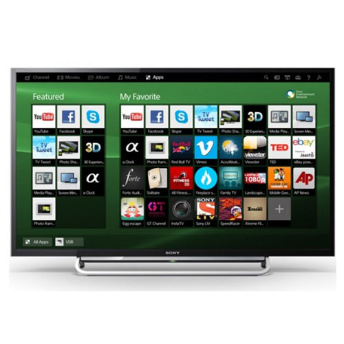 "Sony KDL-70W80 70"" PAL NTSC SECAM 110-240 Volt 50/60 Hz Multi System BRAVIA 3D LED Internet backlight TV"
