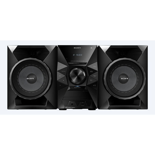 Sony MHC-ECL77 Hi-Fi System with NFC and Bluetooth