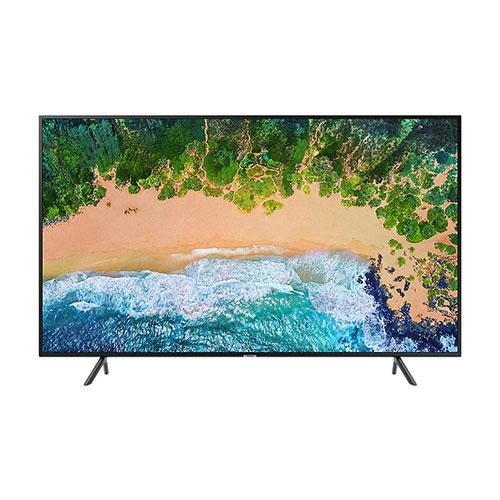 Samsung UA-43NU7100 PAL NTSC SECAM Multi System SMART 4K UHD TV - Multi System  - Works World Wide