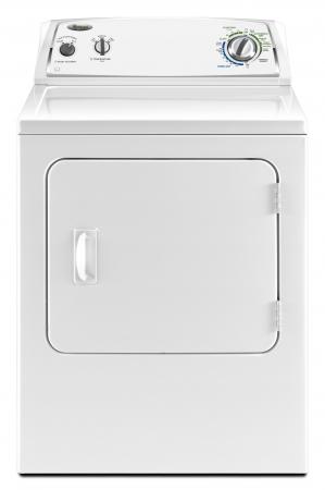 Whirlpool WGD4800YQ 220 Volt 50 Hertz Gas Dryer - Large Capacity - 15kg/ 33 lbs - High Efficiency