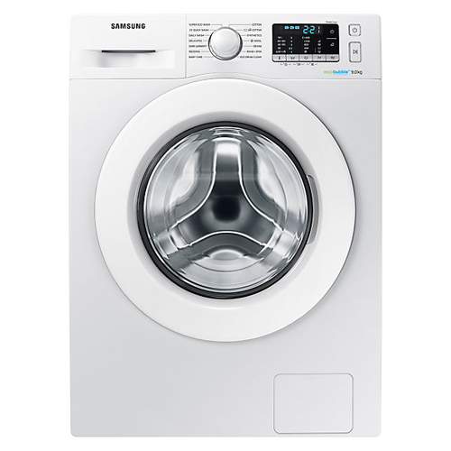 Samsung WW90J5455MW 9 Kg Front Load Washing Machine with eco bubble