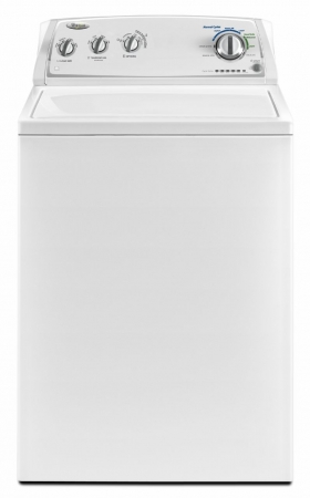 Whirlpool WTW4840YQ 220 Volt 50 Hertz Washer with High Capacity - 15 Kg / 33 lb - 3.5 Cu Ft Basket - To Use Outside North America!!