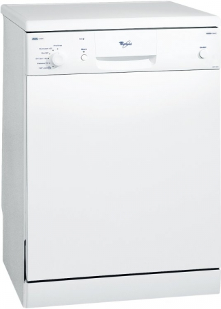 Whirlpool ADP4508 220-240 Volt 50 Hz 5 Program Self Heating Dishwasher