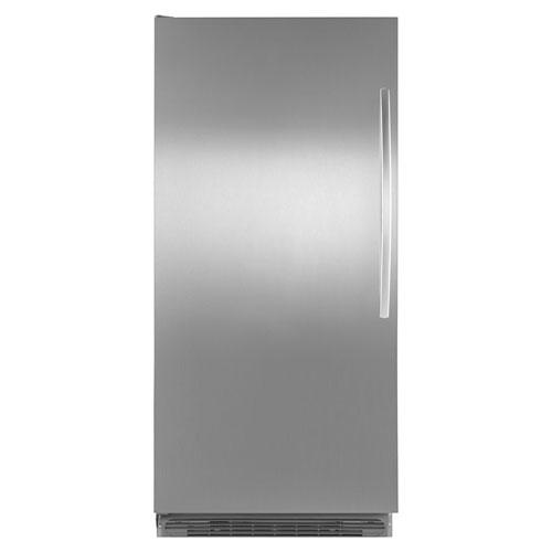 Whirlpool 5VEL88TRAS 220 Volt 50 Hz 18 cu.ft. Stainless Steel Refrigerator