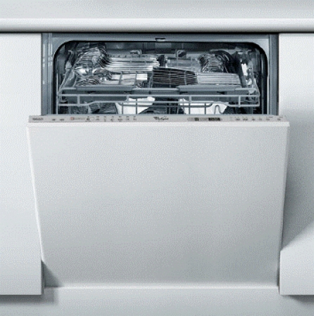 Whirlpool ADG9999 220 Volt 50 Hz 6th sense Built in Integrated Dishwasher