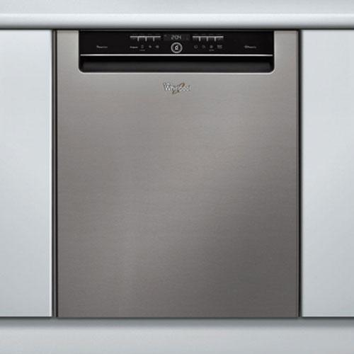 Whirlpool 6th sense ADPU701IXS Stainless Steel 220 Volt 240 Volt 50 Hz Dishwasher