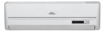 Whirlpool AMD012 220 Volt 50 Hz 12, 000 BTU Split Air Conditioner