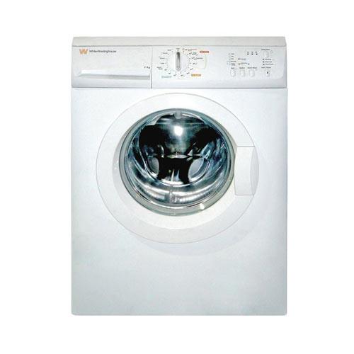 White Westinghose WLCD07FGMW3 7 KG White Front Load 220 Volt 240 Volt 60 Hz Washer