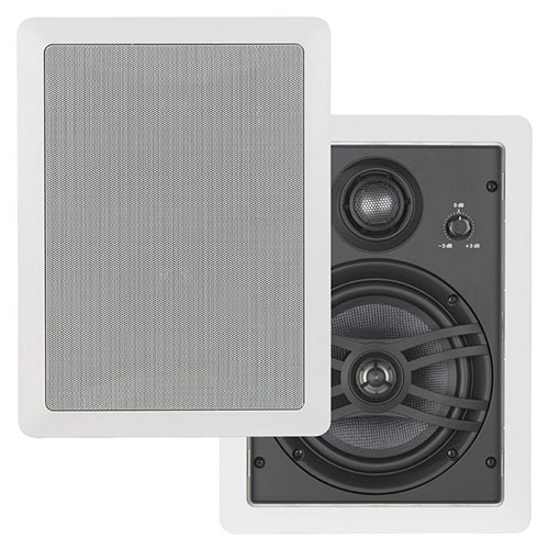 Yamaha NS-IW660 3-Way In-ceiling Speaker System