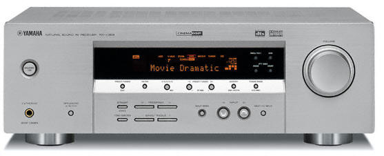 Yamaha rx v359 dual voltage av receiver world import for Multi zone receiver yamaha