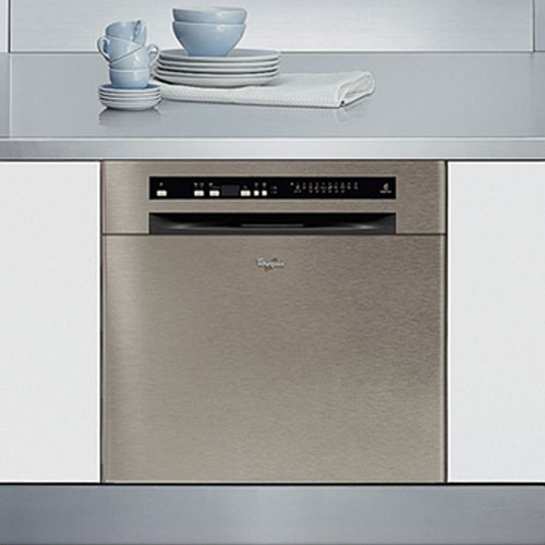 Whirlpool ADPS3540IS SS 220-240 Volt 50 Hz Stainless Steel Dishwasher