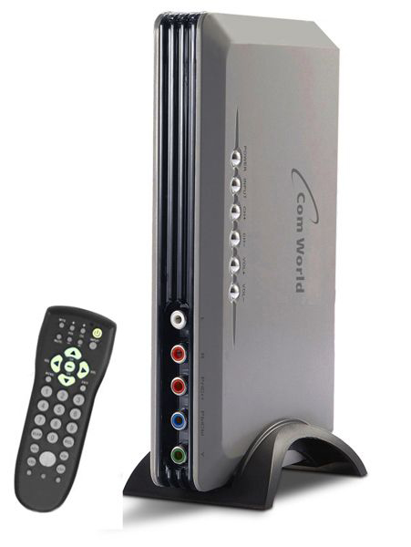 Com World WGC-RF1080p Professional Pal to NTSC Video Converter