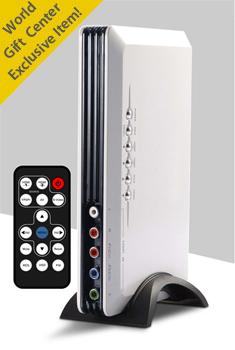 Com World CMD-HDX200 Professional Pal to NTSC Video Converter