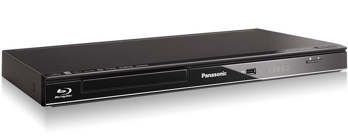 Panasonic DMP-BD77-A Region Free DVD - Region A Blu Ray