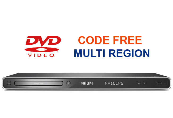 Philips DVD-5990 Upscaling to 1080 Code Free All Zone DVD