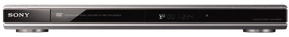 Sony DVP-NS508p Region Free DVD Player