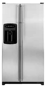 Whirlpool 220-240 Volt 50 Hz Ice and Water Stainless GS2625GEKS