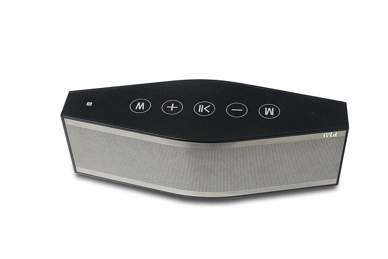 iVid BT-500 NFC Enhanced Bass Powerful Bluetooth 4.0 Wireless Speaker