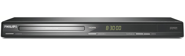 how to connect dvd player to philips tv
