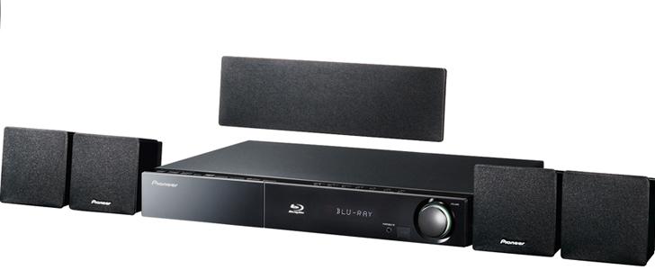 Pioneer HTZ-606BD Region Free DVD/Region A Blu Ray Home