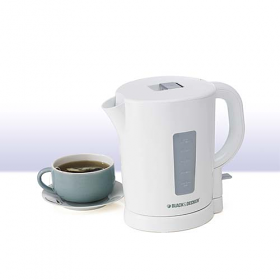 Black and Decker JC250 220-240 Volt 1.7 Liter Jug Kettle