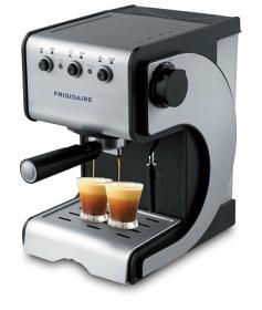 Frigidaire FD7189 Espresso & Cappuccino Maker - 220 Volt  240 Volt 50 Hz