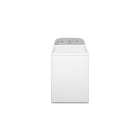 Whirlpool 3DWTW3000FW 15 kg  Atlantis HE Silver Panel Washer - 220 Volt 240 Volt 50 Hz - To Use Outside North America
