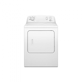 Whirlpool 3LWED4705FW Atlantis 15kg Dryer White Panel