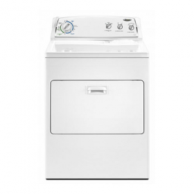 Whirlpool 4GWED4900YQ Super Capacity 220 volt 60hz Electric Dryer
