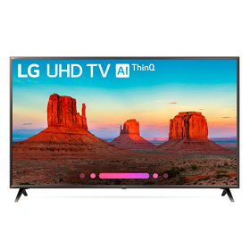 "LG 50UK6300 110-240 Volt 50/60 Hz 50"" Multi System 4K SMART LED UHD TV"