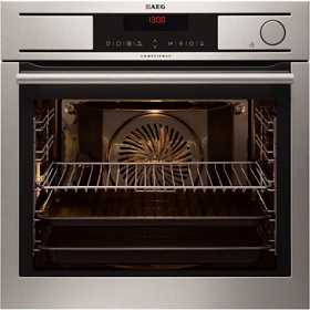 AEG BS7304001M 220-240 Volt/ 50 Hz Built in Oven