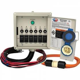 All Power APTS7201 Generator Transfer Switch Kit