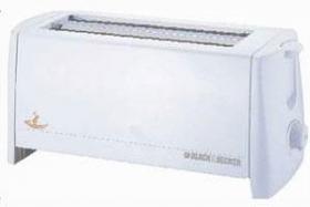 BD-ET55 Black and Decker 220-240 Volt 4 Slice Toaster