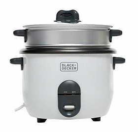 Black & Decker RC1860 220-240 Volt 50 Hz 700w 7.6 Cup Rice Cooker