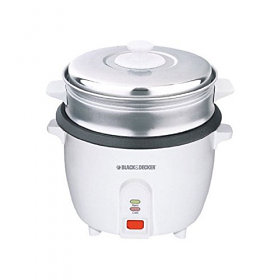 BLACK & DECKER RC1000 220 - 240 Volt 50 Hz Electric 1.0 Liter Capacity Rice Cooker