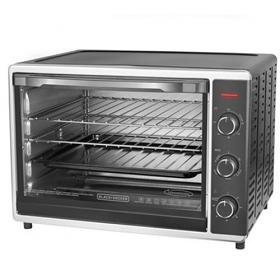 Black and Decker CTO300 220 Volt 240 Volt 50 Hz Toaster Convection Oven