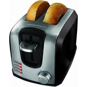 Black and Decker T2707S 220 Volt 240 Volt 50 Hz 2 Slice Stainless Steel Toaster