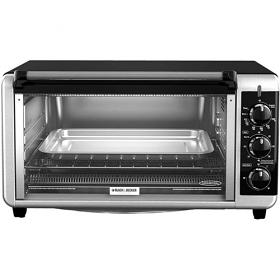 Black and Decker TO3251 220 Volt 240 Volt 50 Hz 30 Liter 8 Slice Convection Toaster Oven