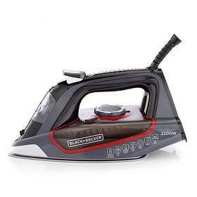 Black and Decker X2050 220 Volt 240 Volt 50 Hz Stem Iron with Ceramic soleplate