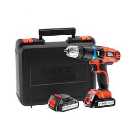 Black & Decker EGBL148KB 220volts 14.4V 2 Gear Hammer Drill - 220-240 Volt 50 Hz