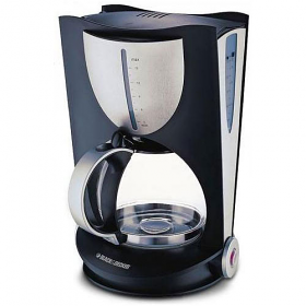 Black and Decker DCM80 220 Volt 12 cup Coffee maker