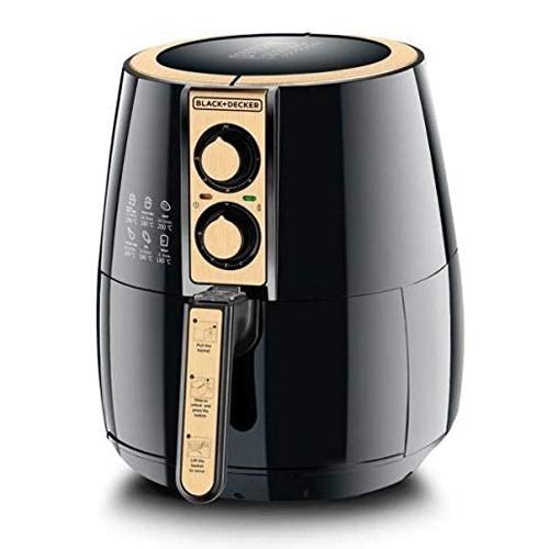 Black and Decker AF300 Air Fryer 4 Liter capacity - 220-240 Volt 50 Hz