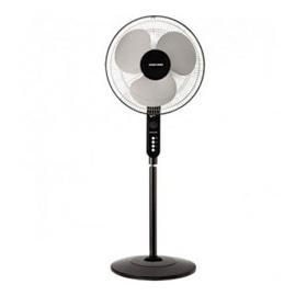 "Black and Decker FS1610R 220 Volt Standing Fan - 16"" Fan Blade - 3 Speed Control - 220-240 Volt 50 Hz"
