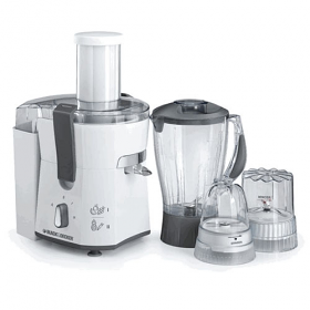 Black and Decker JBGM600 220-240 volts 50 Hz 4 in 1 Juicer, Blender and Grinder