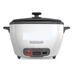 Black and Decker RC5225 220 Volt 240 Volt 50 Hz 22 Cups 700 watt Rice Cooker