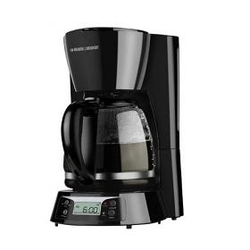 Black and Decker BCM1411B 220 Volt 240 Volt 50 Hz 12 Cup Coffee Maker