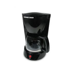 Black and Decker DCM600 Coffee Maker -  220 240 Volt 50 Hz - 600 Watt Power - Permanent Filter 8 Cup Coffee Maker