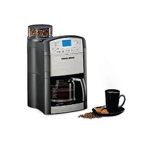 Black and Decker PRCM500-B5 220 Volt 240 Volt 50 Hz Programmable Coffee Maker