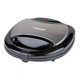 Black and Decker TS2080 220 Volt 240 Volt 50 Hz  Multi Plate Sandwich Maker and Grill